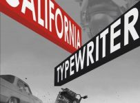 """Poster for the movie """"California Typewriter"""""""