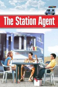 """Poster for the movie """"The Station Agent"""""""