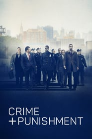 """Poster for the movie """"Crime + Punishment"""""""