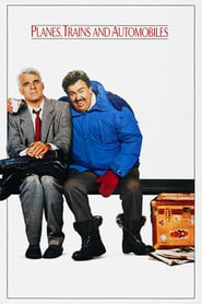 "Poster for the movie ""Planes, Trains and Automobiles"""