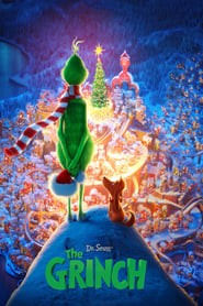 "Poster for the movie ""The Grinch"""