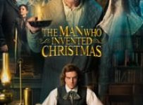 "Poster for the movie ""The Man Who Invented Christmas"""