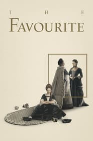"""Poster for the movie """"The Favourite"""""""