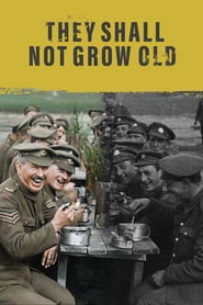 "Poster for the movie ""They Shall Not Grow Old"""