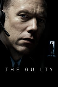 """Poster for the movie """"The Guilty"""""""