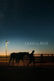 "Poster for the movie ""Lean on Pete"""