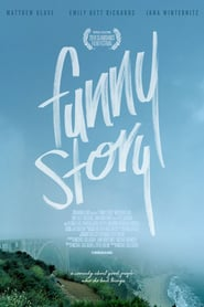 """Poster for the movie """"Funny Story"""""""