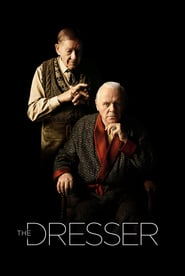 "Poster for the movie ""The Dresser"""