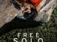 "Poster for the movie ""Free Solo"""
