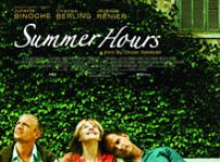 "Poster for the movie ""Summer Hours"""