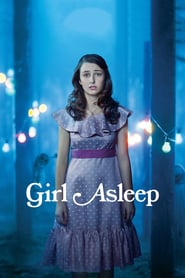 "Poster for the movie ""Girl Asleep"""