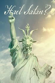 """Poster for the movie """"Hail Satan?"""""""