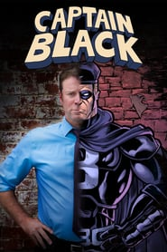 """Poster for the movie """"Captain Black"""""""