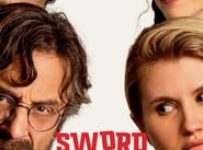 "Poster for the movie ""Sword of Trust"""