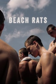 "Poster for the movie ""Beach Rats"""
