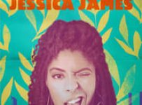 "Poster for the movie ""The Incredible Jessica James"""