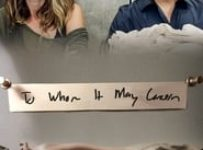 "Poster for the movie ""To Whom It May Concern"""