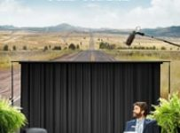 """Poster for the movie """"Between Two Ferns: The Movie"""""""