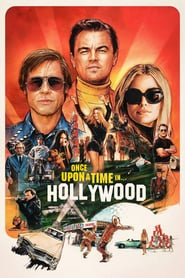 """Poster for the movie """"Once Upon a Time... in Hollywood"""""""