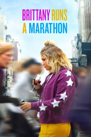 "Poster for the movie ""Brittany Runs a Marathon"""