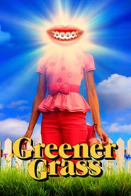 "Poster for the movie ""Greener Grass"""
