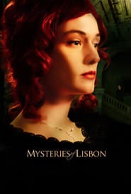"Poster for the movie ""Mysteries of Lisbon"""