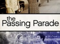 "Poster for the movie ""The Passing Parade"""