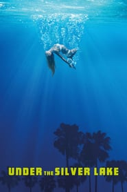 "Poster for the movie ""Under the Silver Lake"""