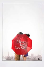 """Poster for the movie """"A Rainy Day in New York"""""""