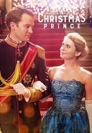 "Poster for the movie ""A Christmas Prince"""
