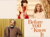 """Poster for the movie """"Before You Know It"""""""
