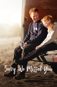 "Poster for the movie ""Sorry We Missed You"""