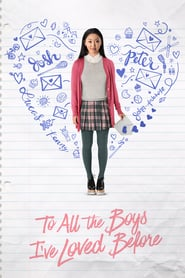 "Poster for the movie ""To All the Boys I've Loved Before"""