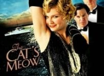"Poster for the movie ""The Cat's Meow"""