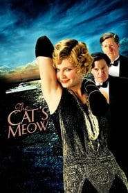 """Poster for the movie """"The Cat's Meow"""""""