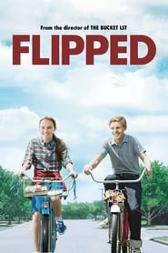 """Poster for the movie """"Flipped"""""""