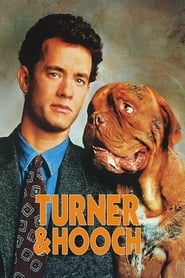 """Poster for the movie """"Turner & Hooch"""""""