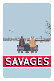 """Poster for the movie """"The Savages"""""""