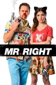 """Poster for the movie """"Mr. Right"""""""