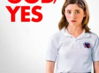 "Poster for the movie ""Yes, God, Yes"""