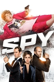 """Poster for the movie """"Spy"""""""
