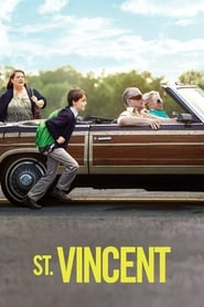 """Poster for the movie """"St. Vincent"""""""