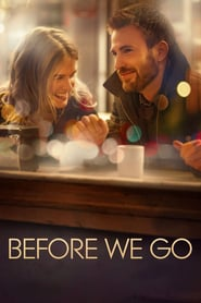 """Poster for the movie """"Before We Go"""""""