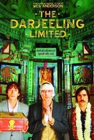 "Poster for the movie ""The Darjeeling Limited"""