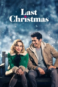 "Poster for the movie ""Last Christmas"""
