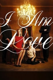 "Poster for the movie ""I Am Love"""