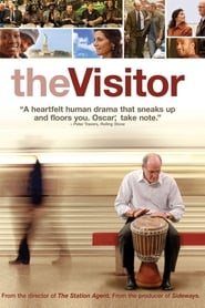 "Poster for the movie ""The Visitor"""