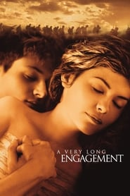 "Poster for the movie ""A Very Long Engagement"""