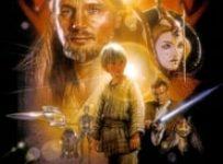 "Poster for the movie ""Star Wars: Episode I - The Phantom Menace"""