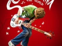 "Poster for the movie ""Scott Pilgrim vs. the World"""